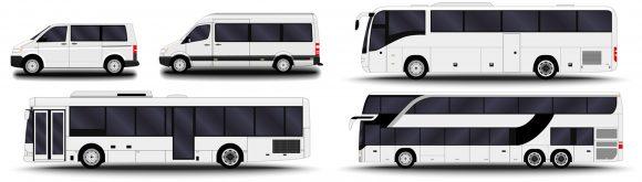 типы автобусав для аренды