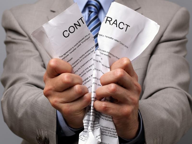 Расторжение договора по инициативе арендодателя